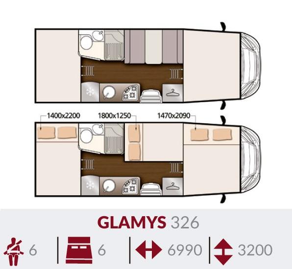Glamys 326