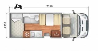 Alkovna Auto-Roller 298