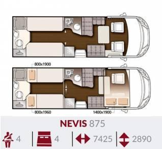 Nevis 875