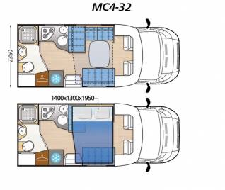 Polointegrál Mc4 32