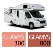 Glamys 300 / 800