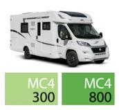MC4 300 / 800