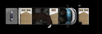 Kreos Low Profiles 5010